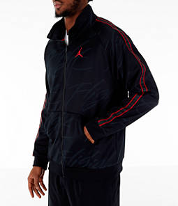 Men's Jordan Jumpman Graphic Track Jacket