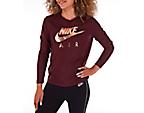 Women's Nike Sportswear Air Long Sleeve T Shirt by Nike