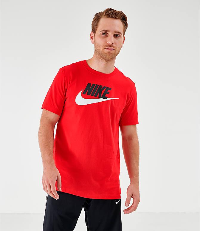 Nike Futura T shirt red