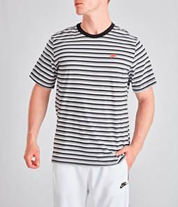 Men's Nike Sportswear Stripe Futura T-Shirt