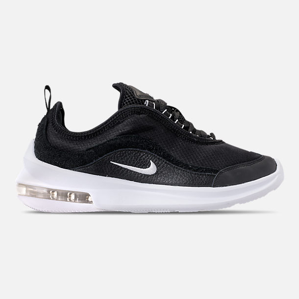 Right view of Women's Nike Air Max Estrea Casual Shoes in Black/White/Anthracite