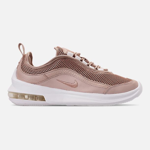 c257d82723 Right view of Women's Nike Air Max Estrea Casual Shoes in Particle  Beige/Metallic Red