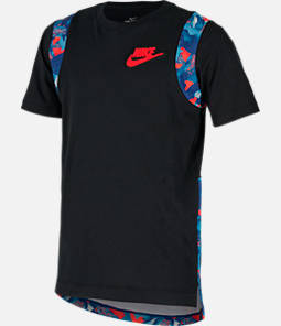 Boys' Nike Hooplfy T-Shirt