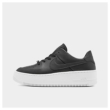 Women'S Af1 Sage Xx Low Casual Shoes, Black