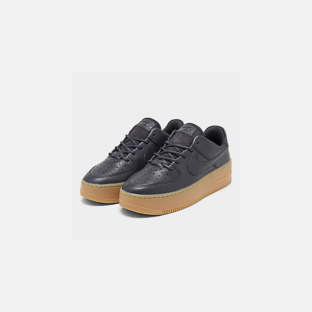 46048c9ef3483 Women's Nike Air Force 1 Sage Low LX Casual Shoes