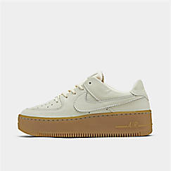 buy popular be46d 23d55 Women s Nike Air Force 1 Sage Low LX Casual Shoes