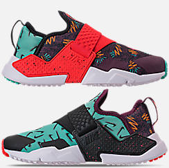 Boys' Little Kids' Nike Huarache Extreme Premium Casual Shoes