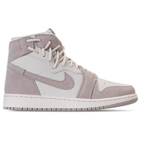 WOMEN'S AIR JORDAN 1 REBEL XX CASUAL SHOES, WHITE