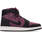 Bordeaux/Black