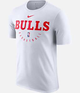 Men's Nike Chicago Bulls NBA Dri-FIT Practice T-Shirt
