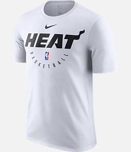 57ca0136e Men s Nike Miami Heat NBA Dri-FIT Practice T-Shirt