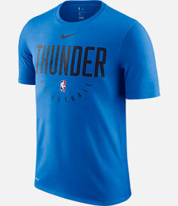 Men's Nike Oklahoma City Thunder NBA Dri-FIT Practice T-Shirt