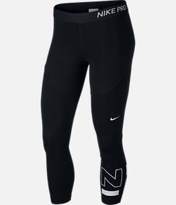 Women's Nike Pro Crop Leggings