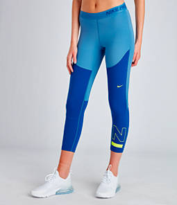 Women's Nike Pro Crop Leggings
