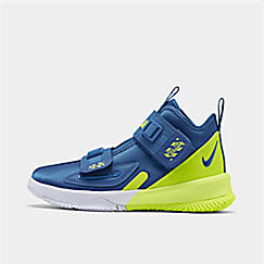 Boys' Big Kids' Nike LeBron Soldier 13 Basketball Shoes