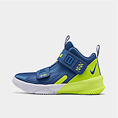 Boys' Little Kids' Nike LeBron Soldier 13 Basketball Shoes