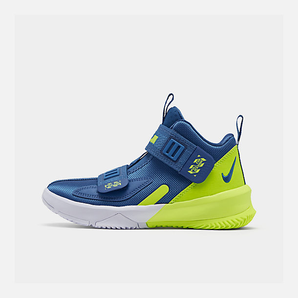 new product aacd7 bb342 Boys' Little Kids' Nike LeBron Soldier 13 Basketball Shoes