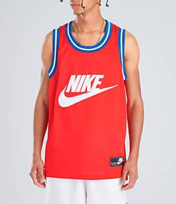 Men's Nike Sportswear Statement Mesh Jersey Tank