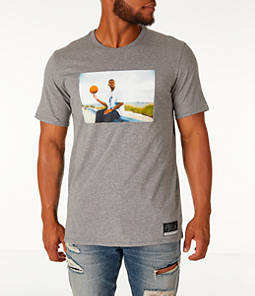 "Men's Jordan Sportswear AJ13 ""He Got Game"" Jesus T-Shirt"