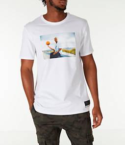 "Men's Jordan Sportswear AJ13 ""He Got Game"" Jesus T-Shirt"