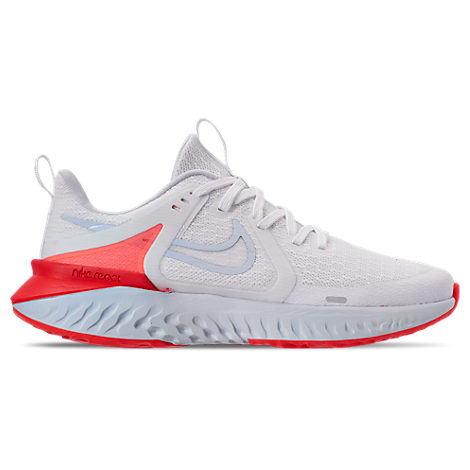 9080ed72b Women's Legend React 2 Running Shoes, White - Size 6.5