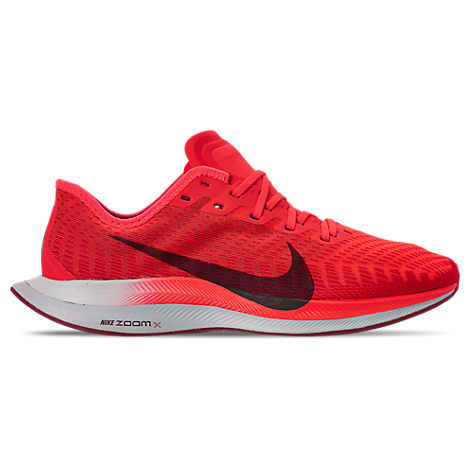 best sneakers 0597c 2c04a Men's Zoom Pegasus Turbo 2 Running Shoes, Red - Size 13.0