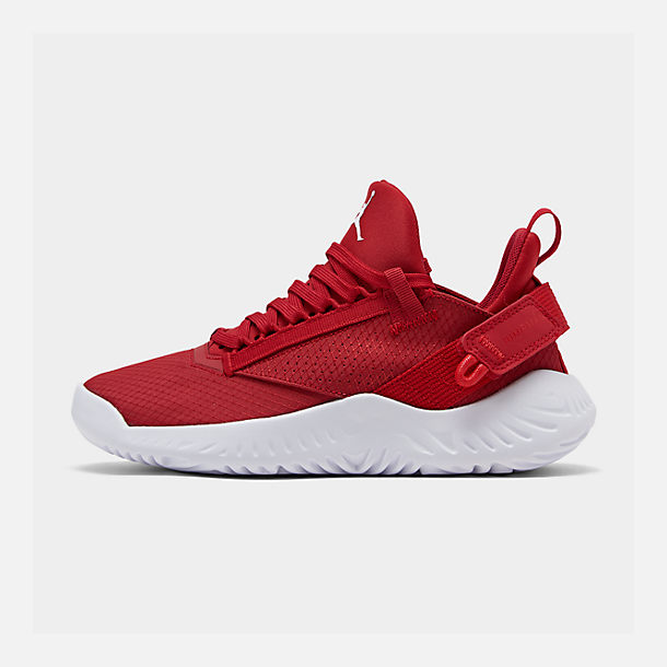 59dc8623 Right view of Boys' Big Kids' Jordan Proto 23 Training Shoes in Gym Red