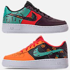 Boys' Big Kids' Nike Air Force 1 LV8 Casual Shoes
