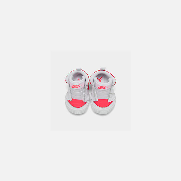new product 6691b 1ab07 Girls' Infant Air Jordan 1 Crib Booties
