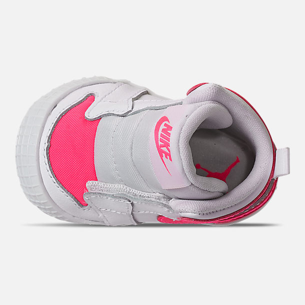 new product 5ccc5 06bf4 Girls' Infant Air Jordan 1 Crib Booties