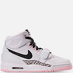 Girls' Big Kids' Air Jordan Legacy 312 Off-Court Shoes