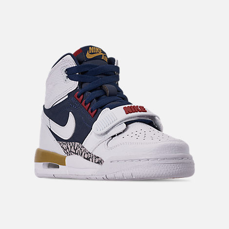 low priced c1ce1 cfc86 Three Quarter view of Boys  Big KIds  Air Jordan Legacy 312 Off-Court