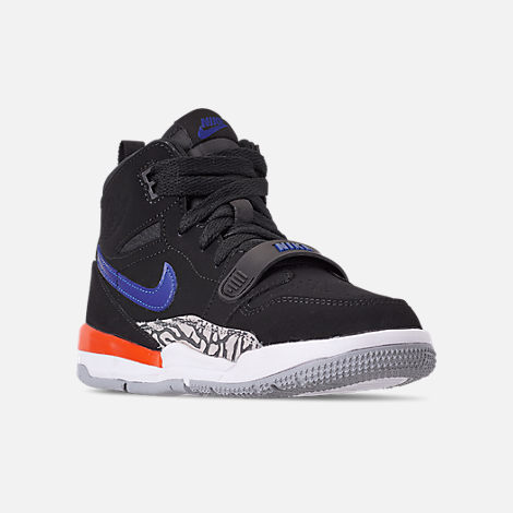 Boys' Little Kids' Air Jordan Legacy 312 Off Court Shoes by Nike