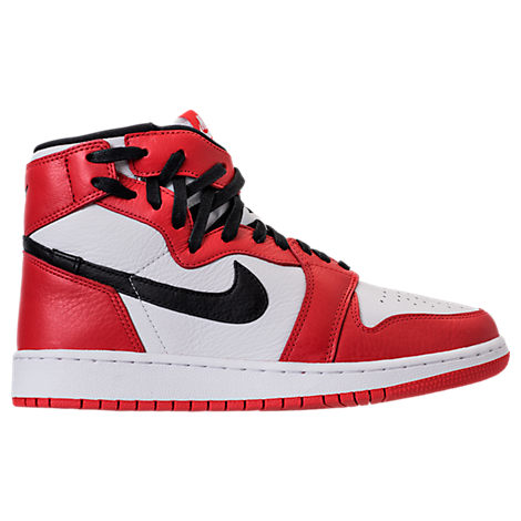 WOMEN'S AIR JORDAN 1 REBEL XX OG CASUAL SHOES, WHITE