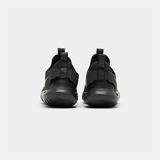 e603a62afb7 Left view of Boys  Little Kids  Nike Flex Runner Running Shoes in Black