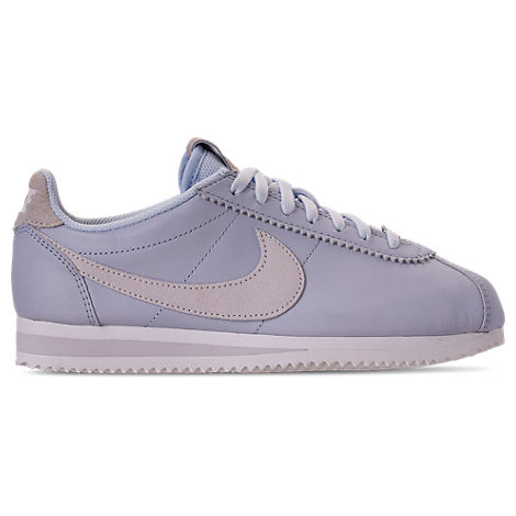 Women'S Classic Cortez 90 Premium Casual Shoes, Blue