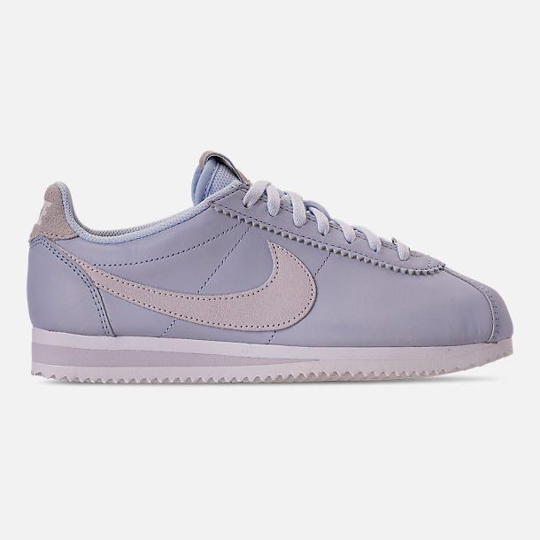 2e1dffe954e Right view of Women s Nike Classic Cortez 90 Premium Casual Shoes in Half  Blue Summit