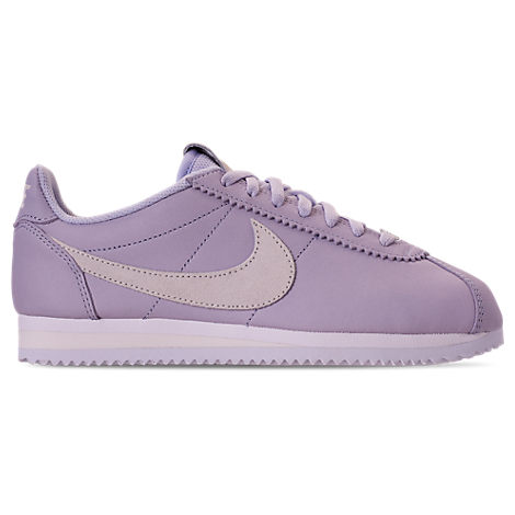 Women'S Classic Cortez 90 Premium Casual Shoes, Purple