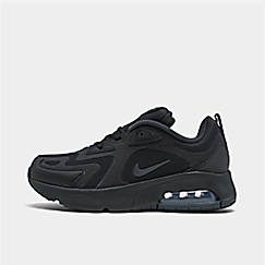 Boys' Big Kids' Nike Air Max 200 Casual Shoes