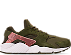 Olive Canvas/Metallic Rose Gold