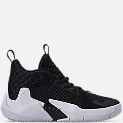 Boys' Little Kids' Air Jordan Why Not Zer0.2 Basketball Shoes