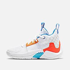 Boys  Little Kids  Air Jordan Why Not Zer0.2 Basketball Shoes 0239b6c08