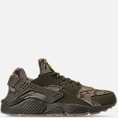 cheap for discount da403 cc8b7 Men s Nike Air Huarache Run Camo Casual Shoes