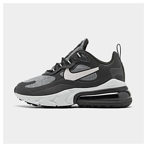 pretty nice c6a5f 5d841 Women's Air Max 270 React Casual Shoes, Black - Size 6.5