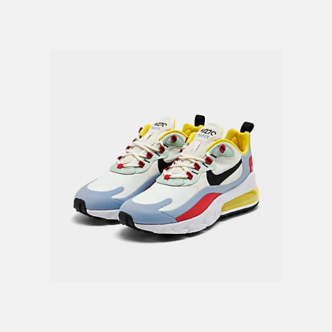 Women's Nike Air Max 270 React Casual Shoes by Nike
