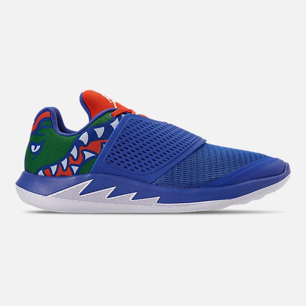 783cb128de0 Right view of Men's Jordan Grind 2 Florida Gators Running Shoes in Game  Royal/White