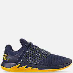 b5e6e2c5760 Men s Jordan Grind 2 Michigan Wolverines Running Shoes