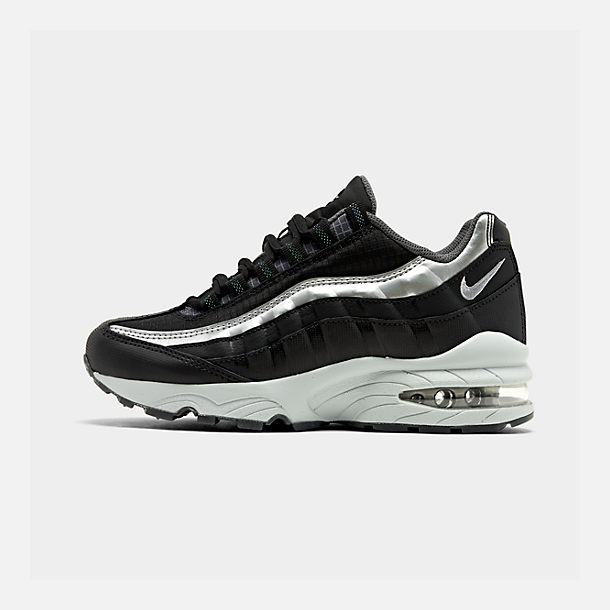 official photos 58727 fcd9e Right view of Boys  Big Kids  Nike Air Max 95 Y2K Casual Shoes in