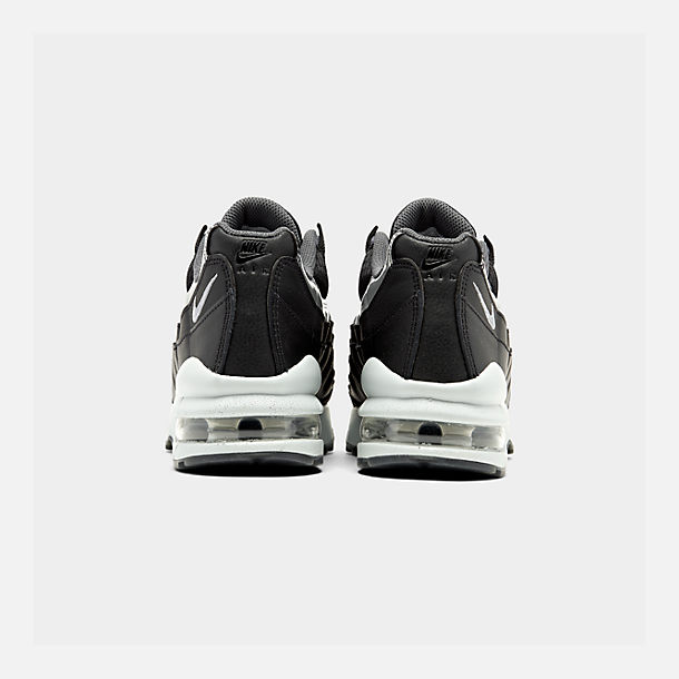 e33a7f8ae06ef Left view of Boys' Big Kids' Nike Air Max 95 Y2K Casual Shoes in