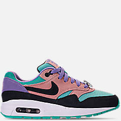 Big Kids' Nike Air Max 1 SE Casual Shoes